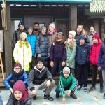Поездка в этнографический центр «Жили-были»