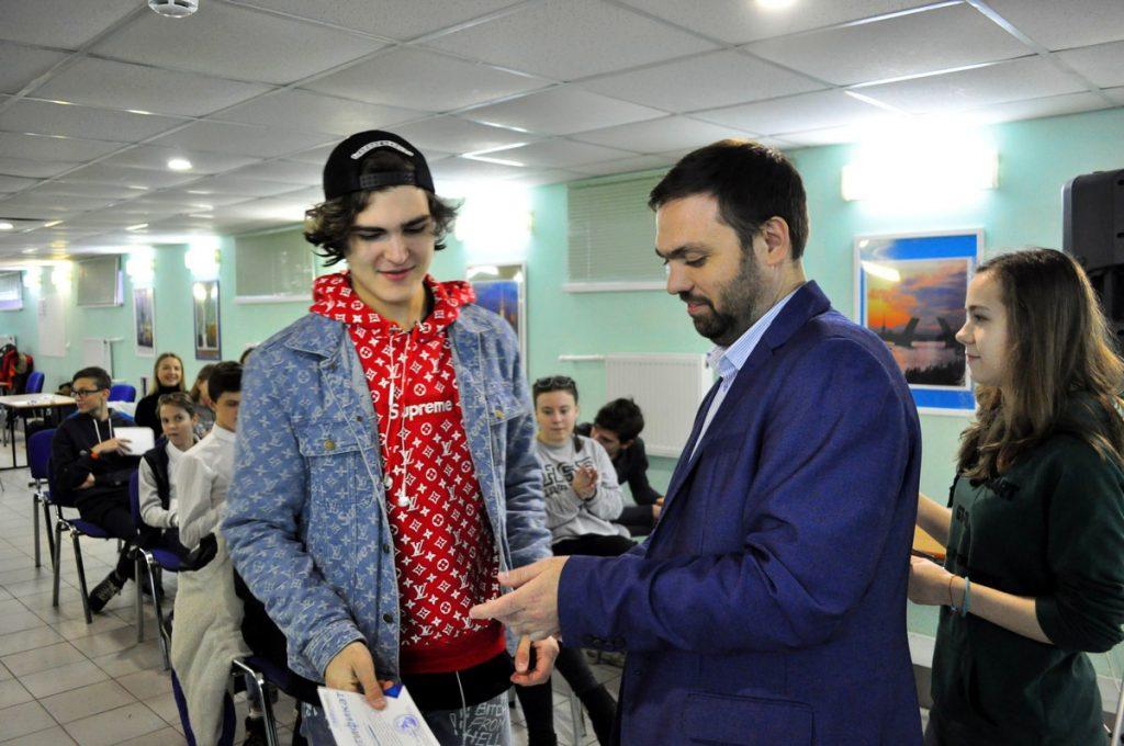 """""""Академия старшеклассников и студентов"""", Санкт-Петербург, 1-5 ноября 2017 года."""
