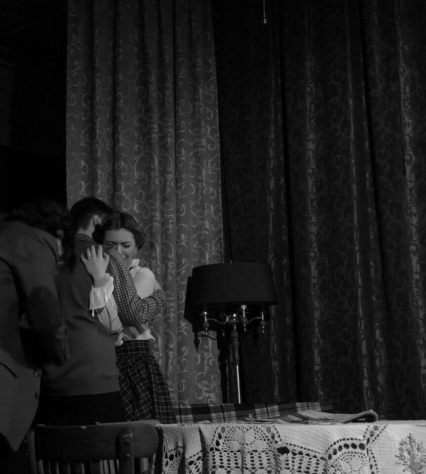 """Премьера спектакля на английском языке по пьесе Агаты Кристи """"Мышеловка"""""""