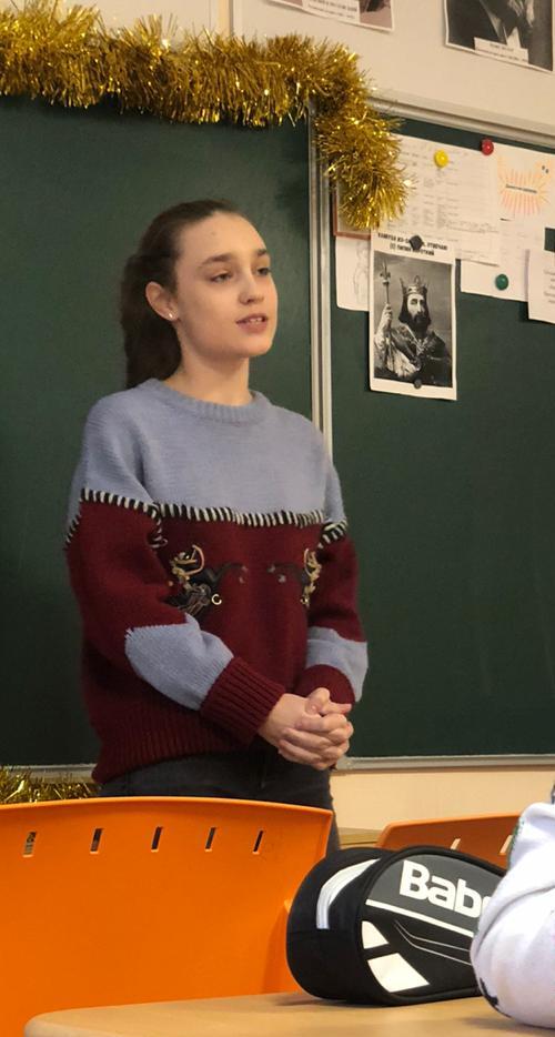 Конкурс «Лучший оратор школы Сосны-2020»